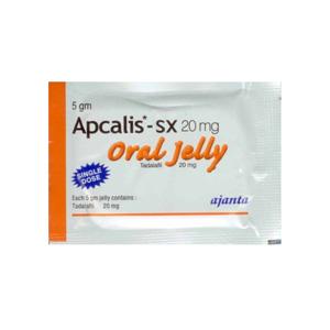 Apcalis SX Oral Jelly zum Verkauf bei anabol-de.com in Deutschland | Tadalafil Online