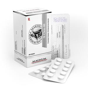 Magnum Clen-40 zum Verkauf bei anabol-de.com in Deutschland | Clenbuterolhydrochlorid Online