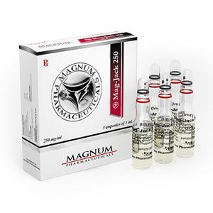 Magnum Mag-Jack 250 zum Verkauf bei anabol-de.com in Deutschland | Trenbolon Acetat