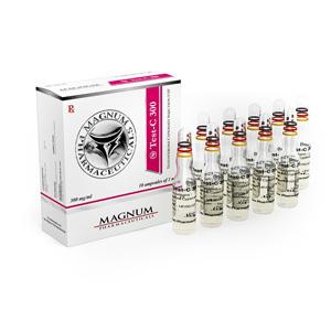 Magnum Test-C 300 zum Verkauf bei anabol-de.com in Deutschland   Testosteron Cypionat Online