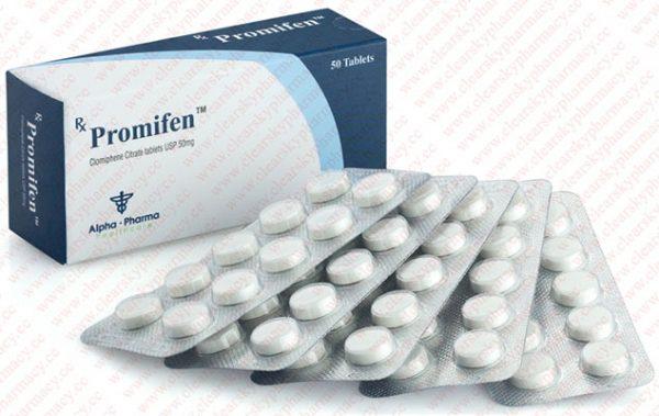 Promifen zum Verkauf bei anabol-de.com in Deutschland   Clomiphene citrate Online