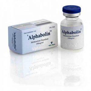 Alphabolin (vial) zum Verkauf bei anabol-de.com in Deutschland | Methenolone enanthate Online