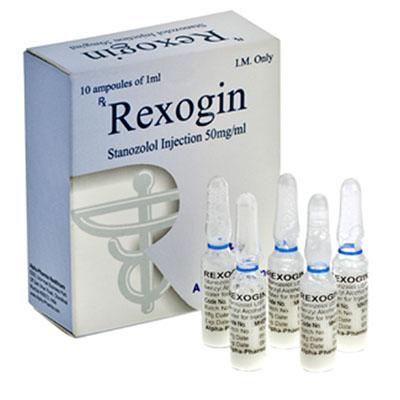 Rexogin zum Verkauf bei anabol-de.com in Deutschland | Stanozolol injection Online
