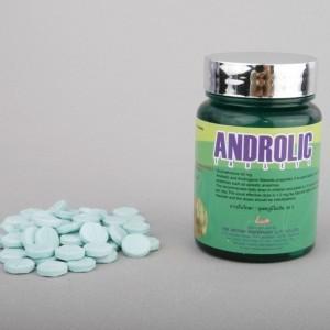 Androlic zum Verkauf bei anabol-de.com in Deutschland | Oxymetholone Online