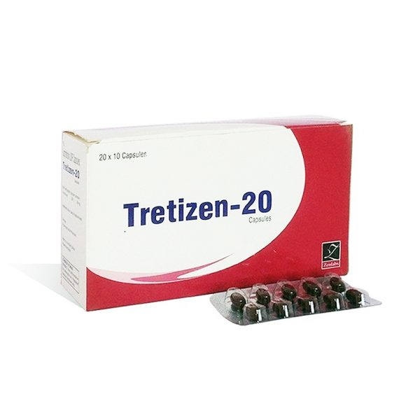 Tretizen 20 zum Verkauf bei anabol-de.com in Deutschland   Isotretinoin Online