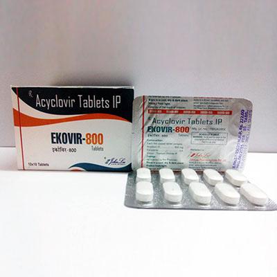 Ekovir zum Verkauf bei anabol-de.com in Deutschland | Acyclovir Online