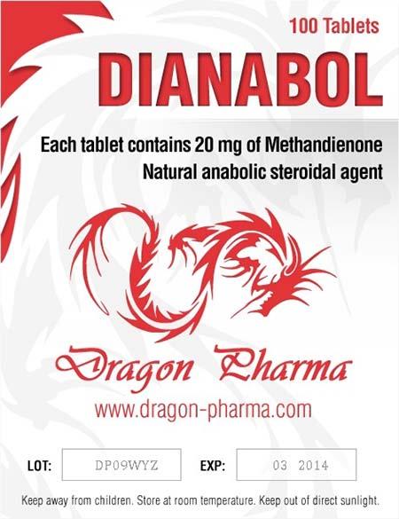 Dianabol 20 zum Verkauf bei anabol-de.com in Deutschland   Methandienone oral Online
